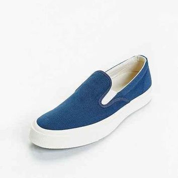 ICIKGQ8 converse deck star 70 slip on sneaker