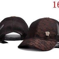 ONETOW Versace embroidery Strap Cap Adjustable Golf Snapback Baseball Hat