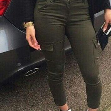 cute green pants high quality lowest price
