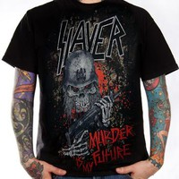 Slayer T-Shirt - Murder Is My Future
