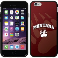 Coveroo, Inc. Montana Grizzlies Watermark iPhone 6 Switchback Snap-On Case 786-6132-BK-FBC (Black)