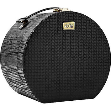 Soho Houndstooth Round Train Case | Ulta Beauty