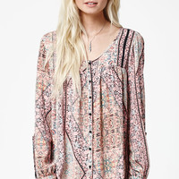 O'Neill Raquel Long Sleeve Top at PacSun.com