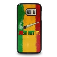 JUST HIT IT Samsung Galaxy S7 Case Cover