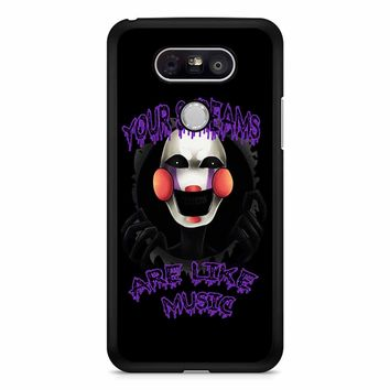 Five Nights At Freddy S The Marionette LG G5 Case