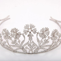 The Perfect Diamond Bridal Tiara