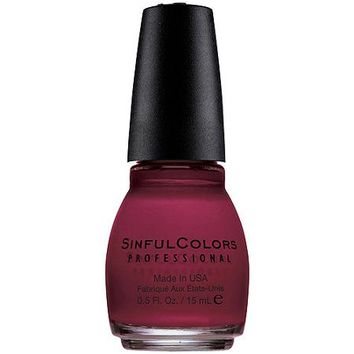Sinful Colors Professional Nail Polish, Ruby Ruby, 0.5 fl oz - Walmart.com