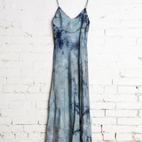 Vintage Blues Strappy Slip Dress - Urban Outfitters