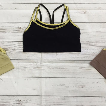 Gold Rush Bralette