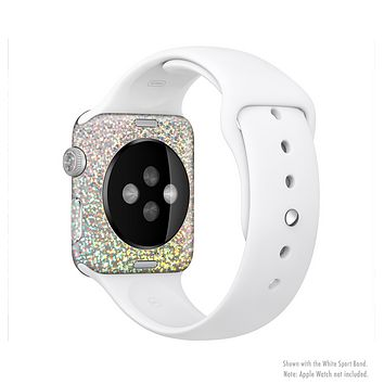 The Colorful Confetti Glitter Full-Body Skin Kit for the Apple Watch