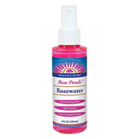 Rose Petals Rosewater w/Atomizer (4 Fluid Ounces Liquid) by Heritage at the Vitamin Shoppe
