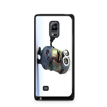Zombie Minion Note Edge Case