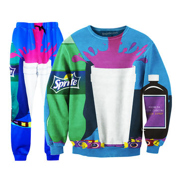 Dirty Sprite Tracksuit