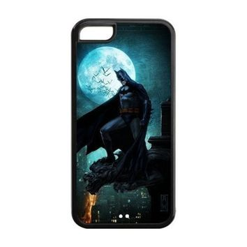 PEAPUG3 Batman Joker Comic Cases for iPhone 4 4s 5 5s 5c 6 6 Plus = 1928005572