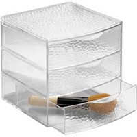 Acrylic Cosmetic Organizer with Drawers - Large