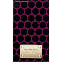 MICHAEL Michael Kors iPhone 5 Case, Dot Print