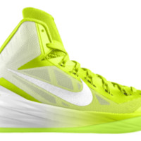 Hyperdunk 2014 iD Custom Basketball Shoes - White