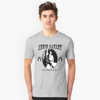 'Annie Oakley American Sharpshooter' T-Shirt by Greenbaby