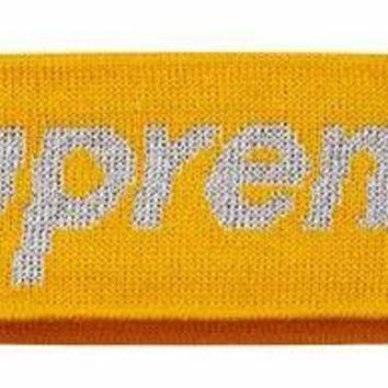 Supreme 3M Headband - Yellow
