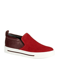 Marc By Marc Jacobs Suede Slip On Shoes