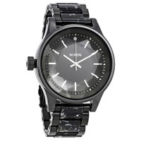 Nixon The Facet Black Dial Mens Watch A384-2185-00