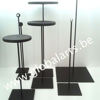 UNIVERSAL MASK STAND soccles supports sokkels... mask custom made stands