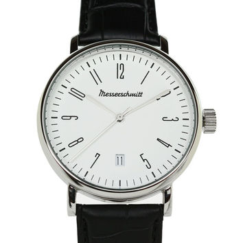 Aristo-Vollmer Messerschmitt Bauhaus Watch 4H144Q