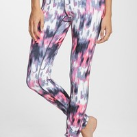 Women's Zella 'Live In' Blur Print Leggings,