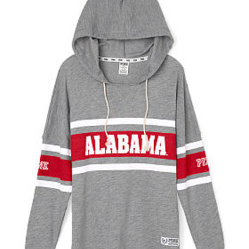 University of Alabama Varsity Pullover Hoodie - PINK - Victoria's Secret