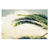 "Ann Barnes ""Summer Breeze"" Nature Photography Decorative Door Mat"