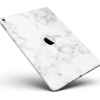 """Slate Marble Surface V55 Full Body Skin for the iPad Pro (12.9"""" or 9.7"""" available)"""