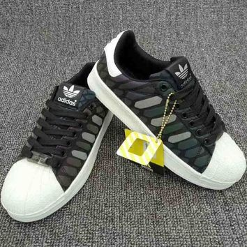 ADIDAS 2018 men and women tide brand chameleon casual wild sports shoes F-WZJ-HF NO.2