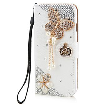 For Fundas Samsung Galaxy S6 Case S5 Note 4 Luxury Rose Women Wallet Mobile Phone Cases for iPhone Hoesjes 5 5s 6 6s 7 Plus 150C