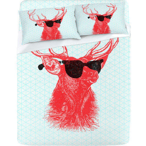 DENY Designs Home Accessories | Nick Nelson Young Buck Sheet Set