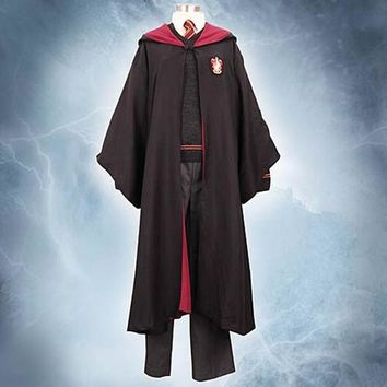 Harry Potter Costume School Pants Medium