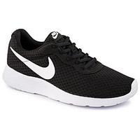 Nike Tanjun Women's Running Shoe (BLACK)