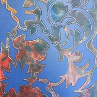 A Value Abstract painting