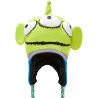 Toy Story - Alien Big Face Peruvian Knit Hat