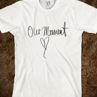 OUR MOMENT T-SHIRT