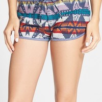 Women's Roxy X Pendleton 'Rebel' Board Shorts