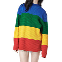 Crayola Oversized Knitted Sweater