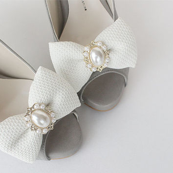 Detachable Bridal Shoe Clips,Shoe Clips,Wedding Clips, Bridal Shoe Accessories,wedding shoes corsage,ribbon shoes clip,shoeclip,shoes clip
