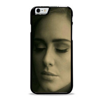 Adele Potrait Face Hello Actress Iphone 6 plus Case