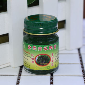 Tiger Herbal Balm Pain Ointment