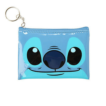 Disney Lilo & Stitch Face Coin Purse