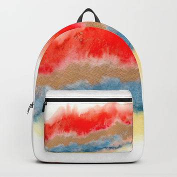 Minimal Expressions 02 Backpack by Marco Gonzalez