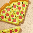 Pizza Slice Pool Float- Yellow One
