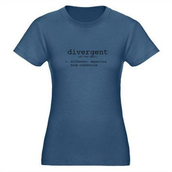 Divergent Definition T-Shirt on CafePress.com
