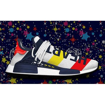BC QIYIF Adidas PW Pharrell Williams BBC HU NMD Heart Mind Very Limited PRE ORDER (NO Codes)