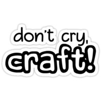 """Don't cry, CRAFT!"" - Dan & Phil by klairehumanoid"